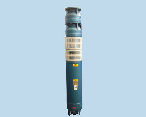 submersible well pumps water