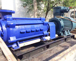 Mine dewatering pumps catelogue