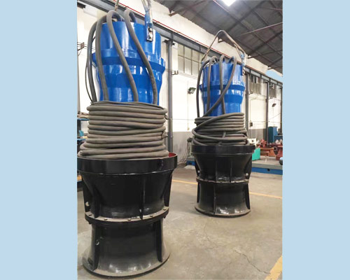 high flow submersible pumps
