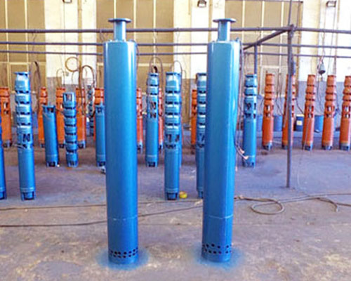 submersible bottom sunction pump