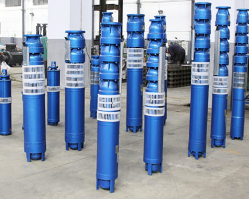 agricultural submersible water pump manufacturer