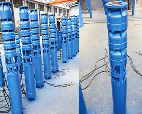 submersible bore pumps