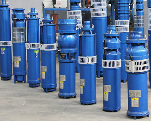 domestic submersible water pump