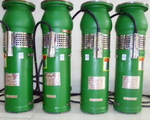 submersible pump for fountain use