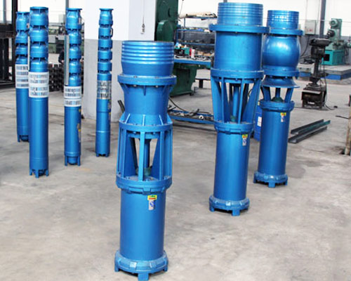 mixed flow pumps submersible