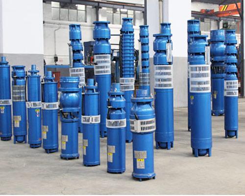 submersible motor water pumps catelogue