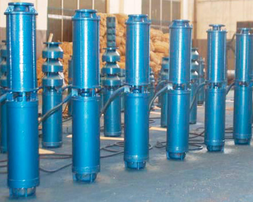 flow well submersible pump
