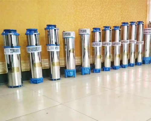 Domestic submersible pump manufacturer