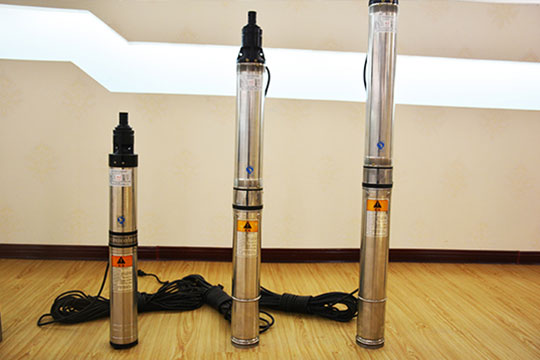 stainless steel submersible water pumps