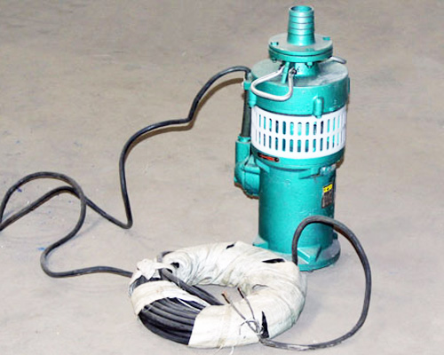 submersible single stage water pump catelogue