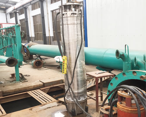 3 phase water well pumps