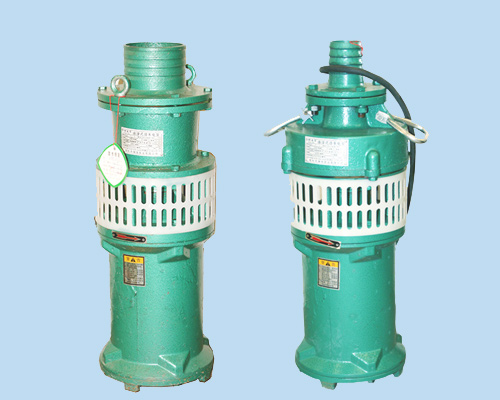 submersible oil filled pumps