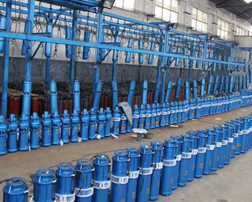 submersible deep well water pumps