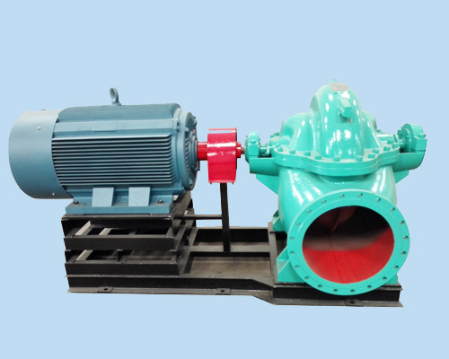 double suction single stage pumps
