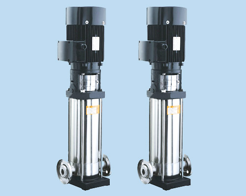 multistage centrifugal stainless steel pumps
