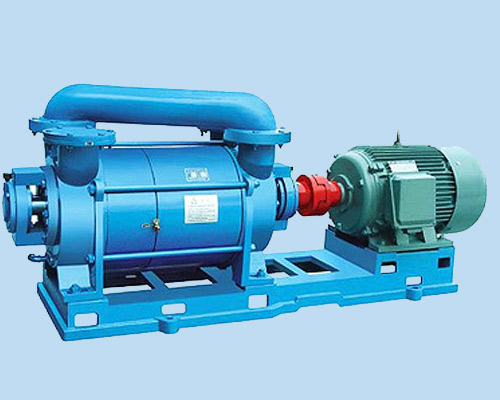 two stage vacuum water ring pumps