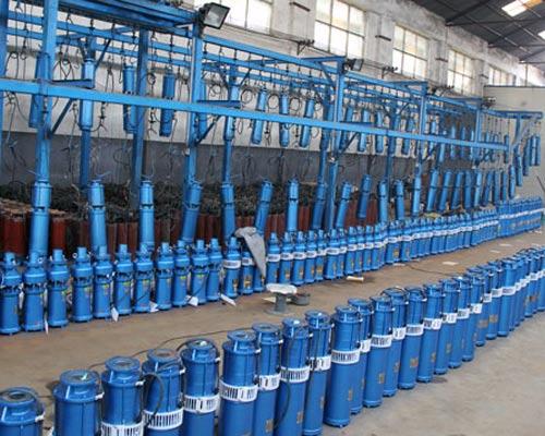 submersible pumps manufacturer