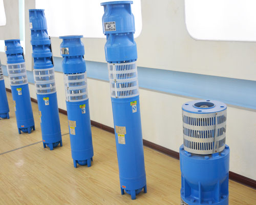 submersible centrifugal water pumps