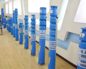 centrifugal vertical submersible pumps