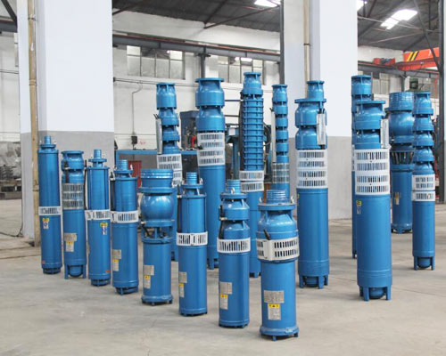 submersible 12 hp pumps