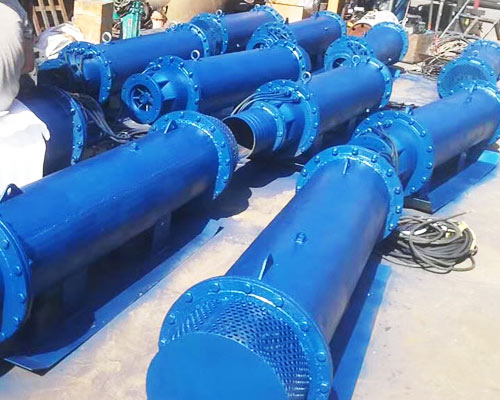 commercial submersible well pumps