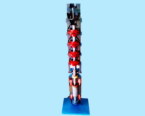 submersible multistage pumps