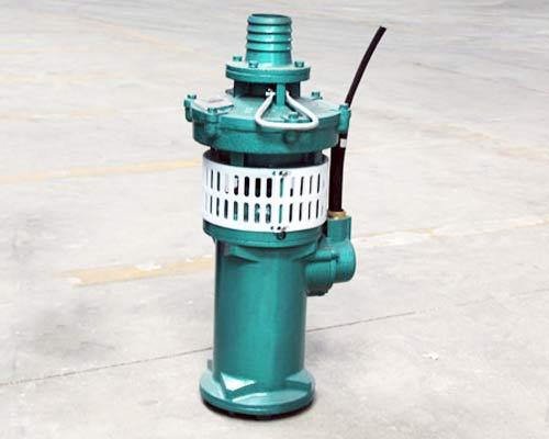 oil filled motor