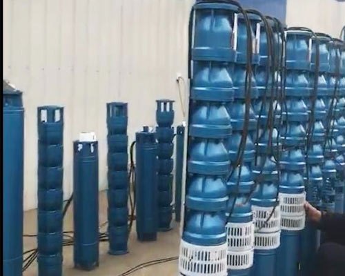 3 phase water pumps