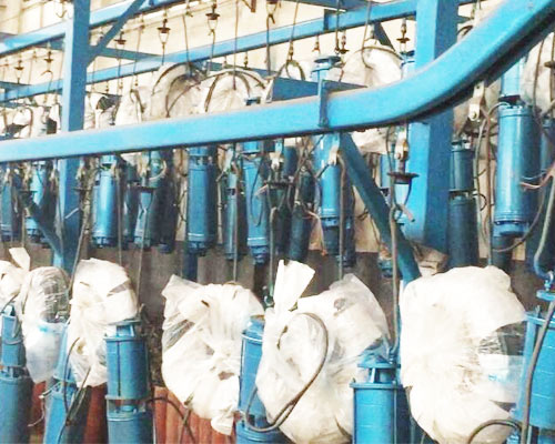 3 phase submersible water pumps
