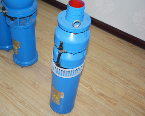3 phase submersible pumps