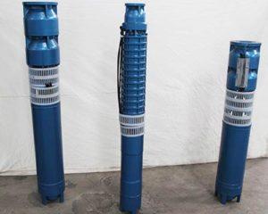 submersible borehole pumps