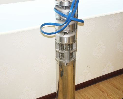 stainless steel submersible well pumps