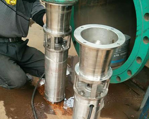 12 hp submersible pump