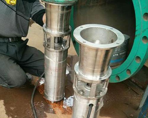 12 hp submersible pump
