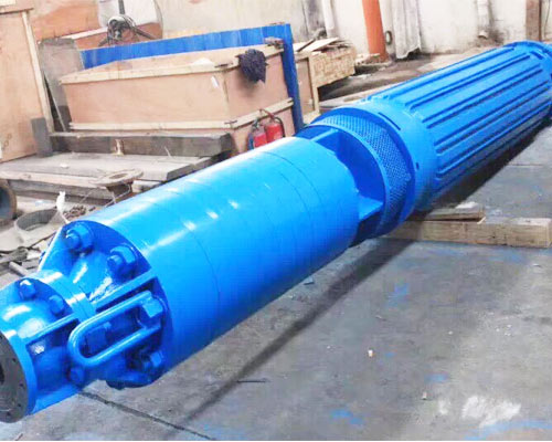 3 phase well pumps submersible
