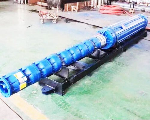 3 phase well pumps