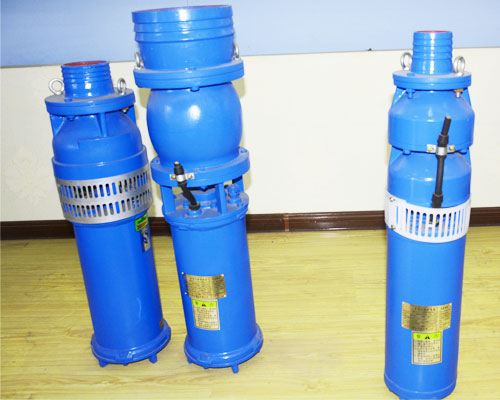 axial flow water pumps