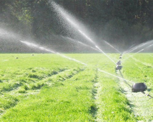 agricultural farmland irrigation
