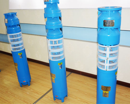 2hp submersible pump capacity