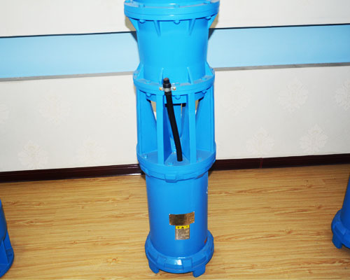 single phase 2hp submersible pump
