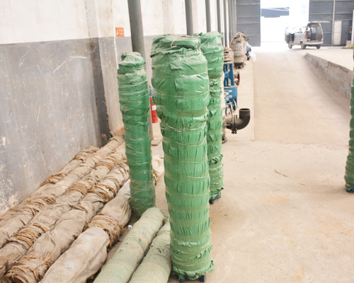 2hp submersible pump discharge