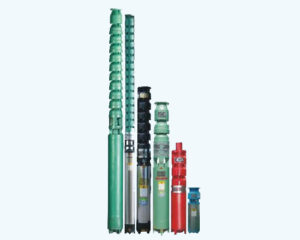 submersible irrigation pump