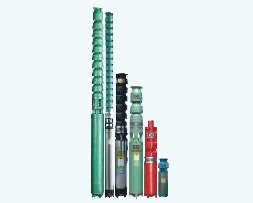 submersible irrigation pump