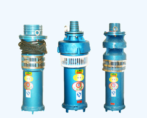 irrigation submersible pump