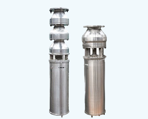 vertical submersible water pump