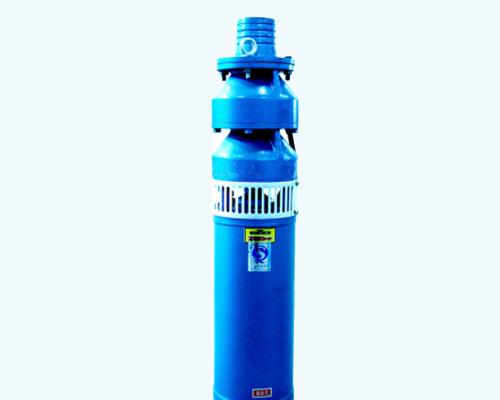 submersible motor pump working