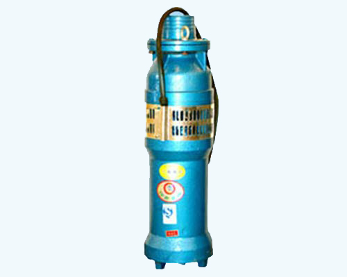 oil filled submersible motor
