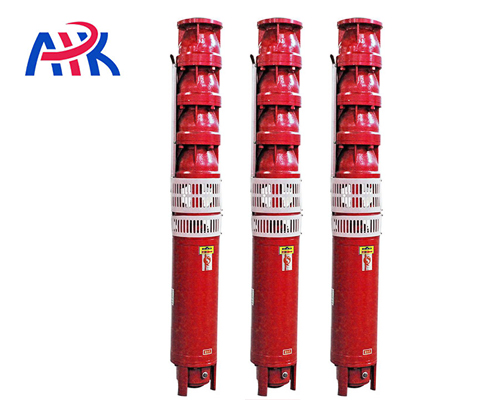 hot submerisble pump