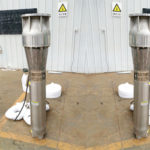 Vertical Multistage Stainless Steel Deep Well Submersible Pump