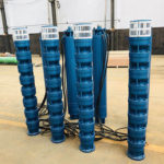 75kw well submersible pump